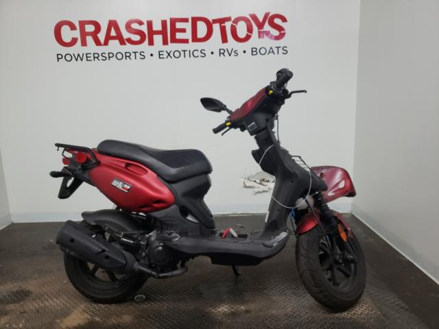 Genuine Scooter Co. salvage cars for sale: 2019 Genuine Scooter Co. Roughhouse