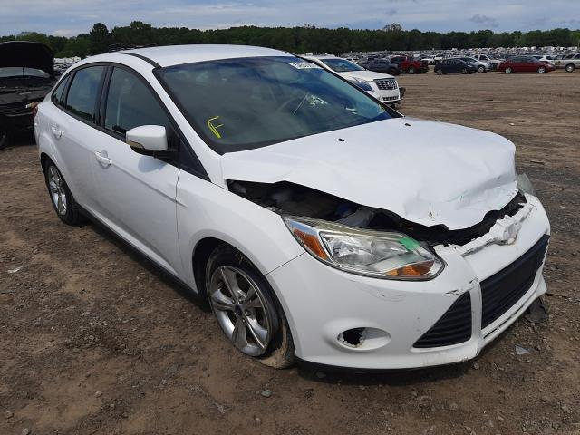 Ford salvage cars for sale: 2014 Ford Focus SE