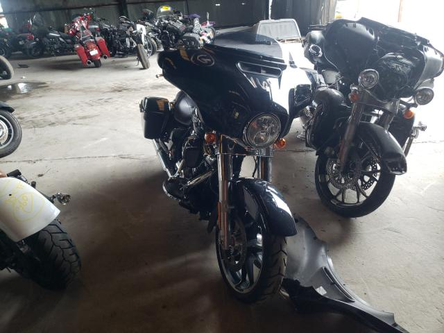 Salvage cars for sale from Copart Lebanon, TN: 2021 Harley-Davidson Flhx