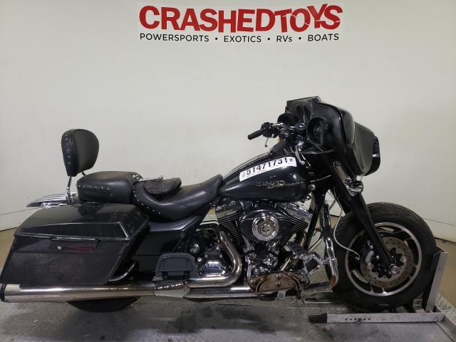 Vehiculos salvage en venta de Copart Dallas, TX: 2007 Harley-Davidson Flhx