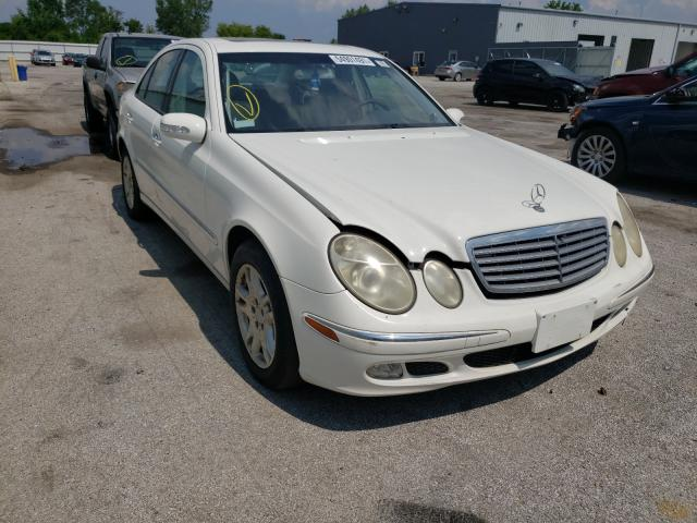Mercedes-Benz Vehiculos salvage en venta: 2004 Mercedes-Benz E 320