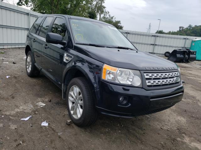 Salvage cars for sale from Copart West Mifflin, PA: 2012 Land Rover LR2 HSE