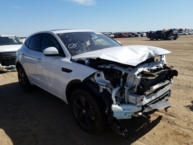 Salvage cars for sale from Copart Amarillo, TX: 2020 Jaguar E-PACE CHE