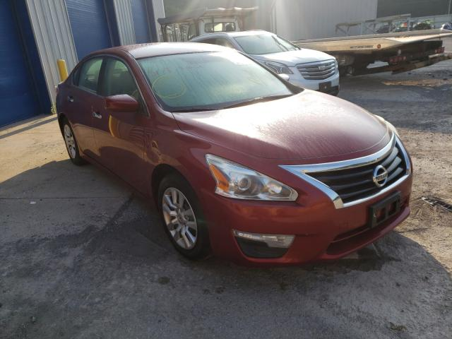Salvage cars for sale from Copart Ellwood City, PA: 2015 Nissan Altima 2.5