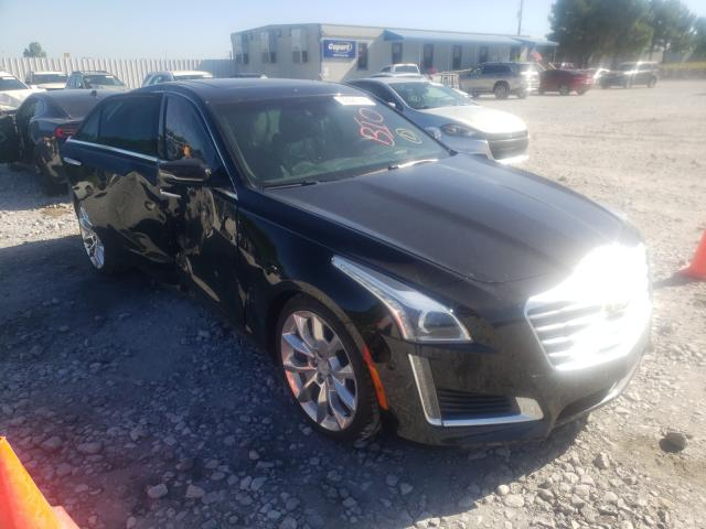 Cadillac salvage cars for sale: 2017 Cadillac CTS Premium