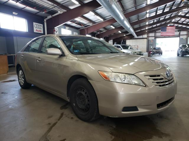 Salvage cars for sale at East Granby, CT auction: 2007 Toyota Camry CE
