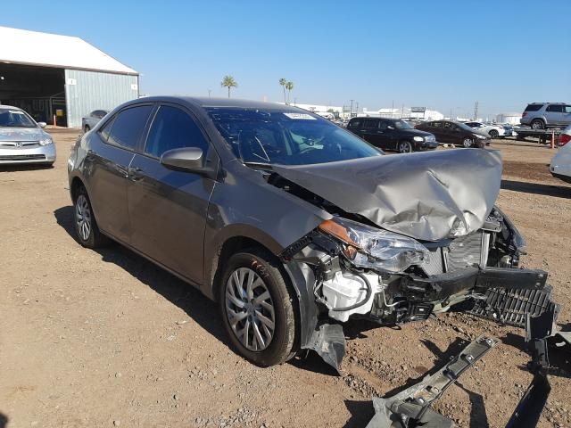 Salvage cars for sale from Copart Phoenix, AZ: 2017 Toyota Corolla L