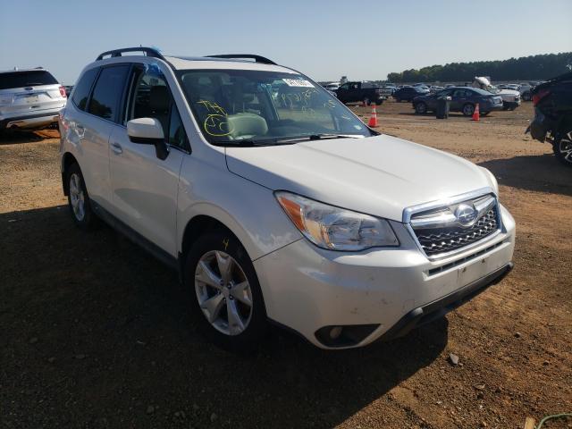 Vehiculos salvage en venta de Copart Longview, TX: 2015 Subaru Forester 2