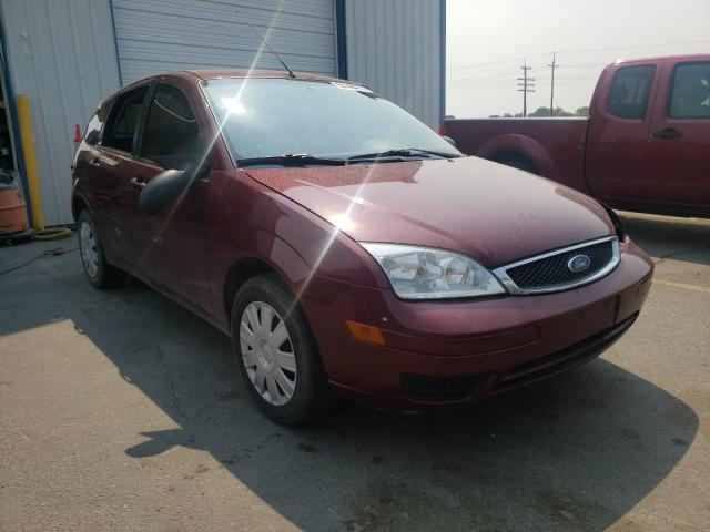 Salvage cars for sale from Copart Nampa, ID: 2007 Ford Focus ZX5