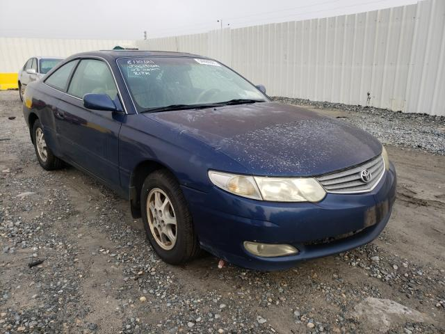Salvage 2003 TOYOTA CAMRY - Small image. Lot 54486081