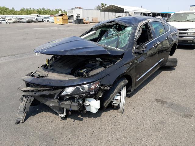 2019 Chevrolet Impala Pre 3.6L, VIN: 2G1105S39K9141935, аукцион: COPART, номер лота: 55042451