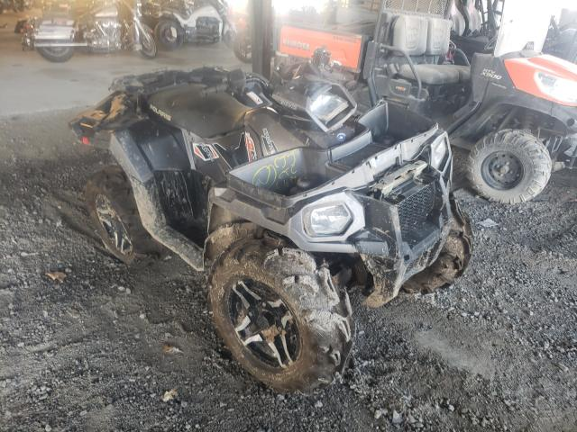 Salvage cars for sale from Copart Lebanon, TN: 2015 Polaris Sportsman