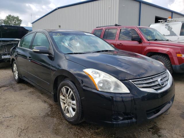 Nissan Vehiculos salvage en venta: 2011 Nissan Altima Base