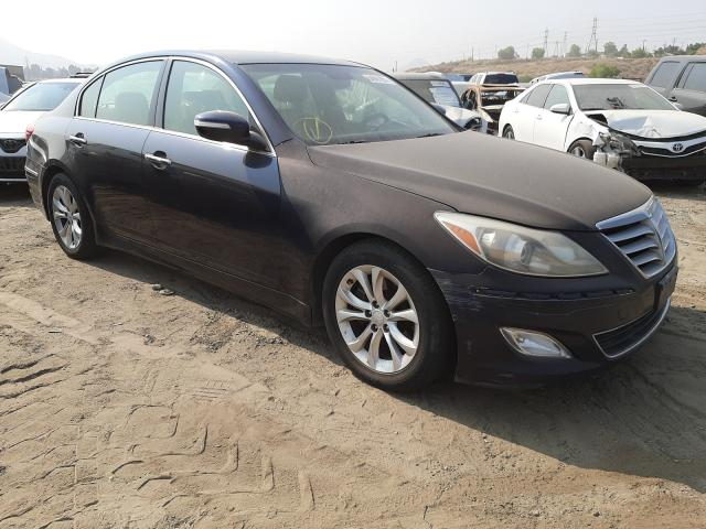Vehiculos salvage en venta de Copart Colton, CA: 2013 Hyundai Genesis 3