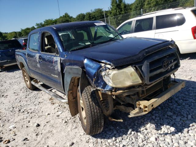 Salvage cars for sale from Copart Prairie Grove, AR: 2008 Toyota Tacoma DOU