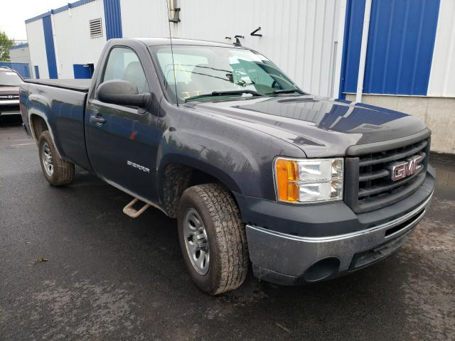 Salvage cars for sale from Copart Moncton, NB: 2010 GMC Sierra C15