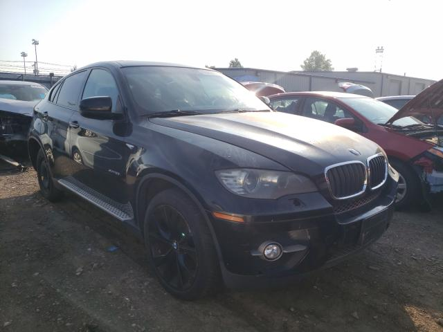 Salvage cars for sale at Finksburg, MD auction: 2010 BMW X6 XDRIVE3