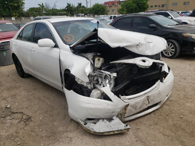 Salvage cars for sale from Copart Opa Locka, FL: 2009 Toyota Camry Base