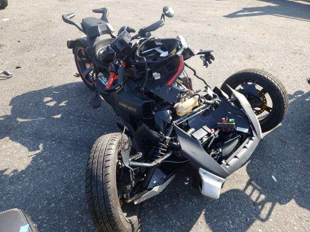 Salvage motorcycles for sale at Pennsburg, PA auction: 2020 Can-Am Ryker