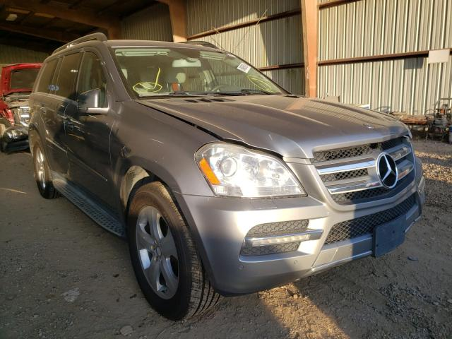 Mercedes-Benz salvage cars for sale: 2012 Mercedes-Benz GL 450 4matic