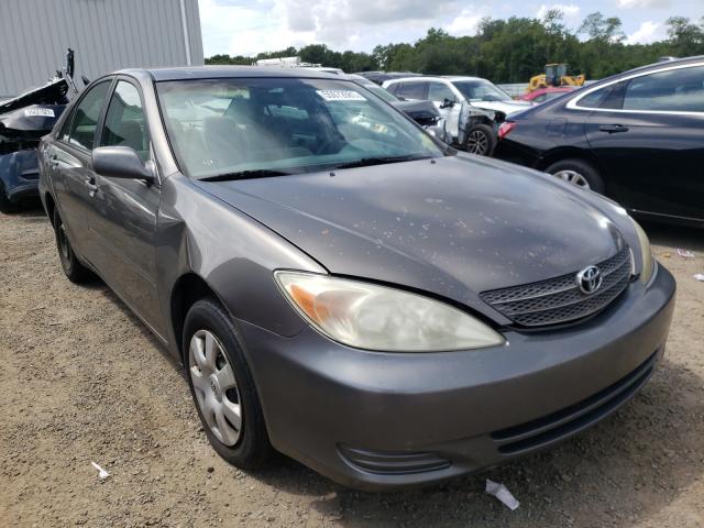 Vehiculos salvage en venta de Copart Jacksonville, FL: 2002 Toyota Camry LE