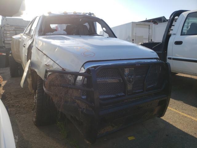 Vehiculos salvage en venta de Copart Longview, TX: 2013 Dodge RAM 3500 Longh