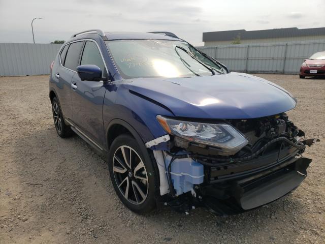 Vehiculos salvage en venta de Copart Bismarck, ND: 2020 Nissan Rogue S