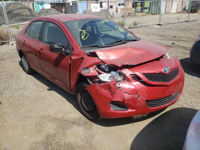 Salvage cars for sale from Copart San Martin, CA: 2010 Toyota Yaris