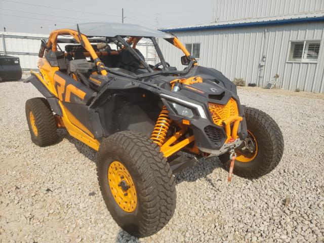 Salvage cars for sale from Copart Reno, NV: 2020 Can-Am Maverick X