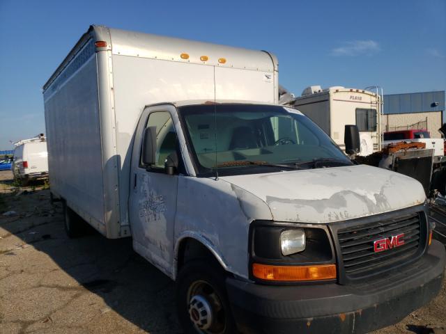 Vehiculos salvage en venta de Copart Woodhaven, MI: 2007 GMC Savana CUT