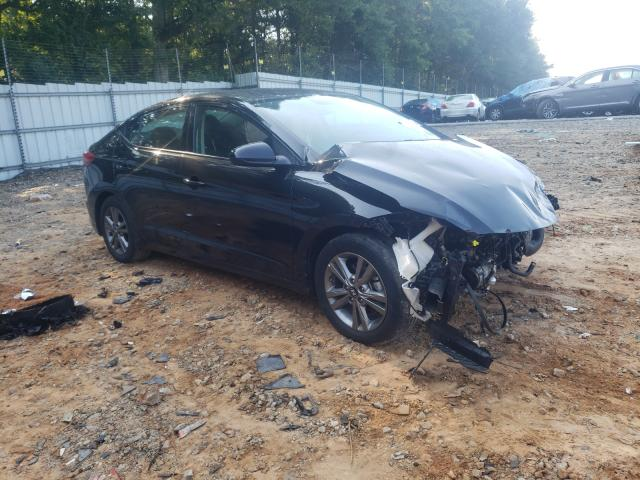 Hyundai salvage cars for sale: 2018 Hyundai Elantra SE