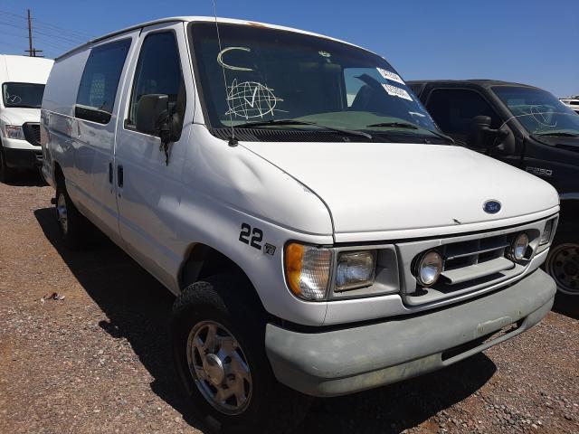 Vehiculos salvage en venta de Copart Phoenix, AZ: 2000 Ford Econoline