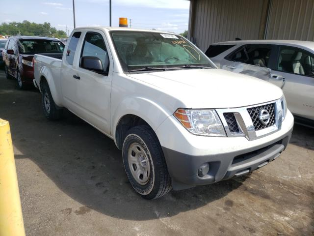 Nissan Frontier salvage cars for sale: 2017 Nissan Frontier