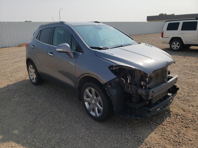 Vehiculos salvage en venta de Copart Bismarck, ND: 2014 Buick Encore