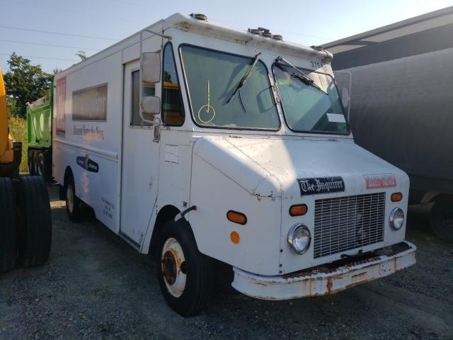 Salvage cars for sale from Copart Glassboro, NJ: 1998 Freightliner Chassis M