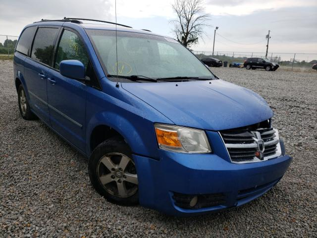 Salvage cars for sale from Copart Cicero, IN: 2008 Dodge Grand Caravan