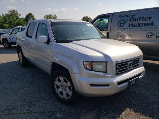 Vehiculos salvage en venta de Copart Pennsburg, PA: 2006 Honda Ridgeline