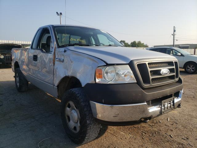 Ford F150 salvage cars for sale: 2005 Ford F150