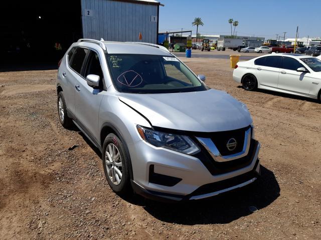 Salvage cars for sale at Phoenix, AZ auction: 2019 Nissan Rogue S