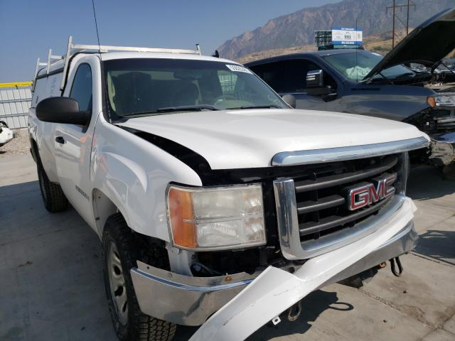 Salvage cars for sale from Copart Farr West, UT: 2008 GMC Sierra K15