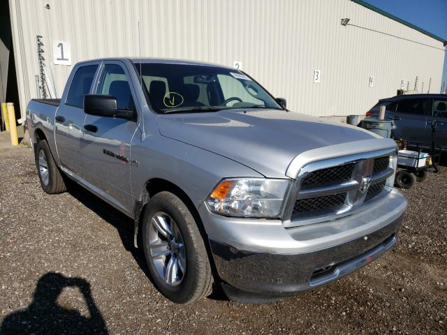 Salvage cars for sale from Copart Rocky View County, AB: 2012 Dodge RAM 1500 S