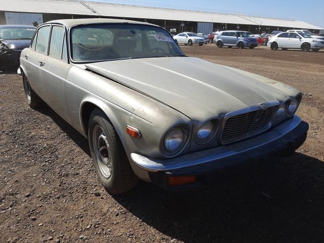 Salvage cars for sale at Phoenix, AZ auction: 1977 Jaguar XJ