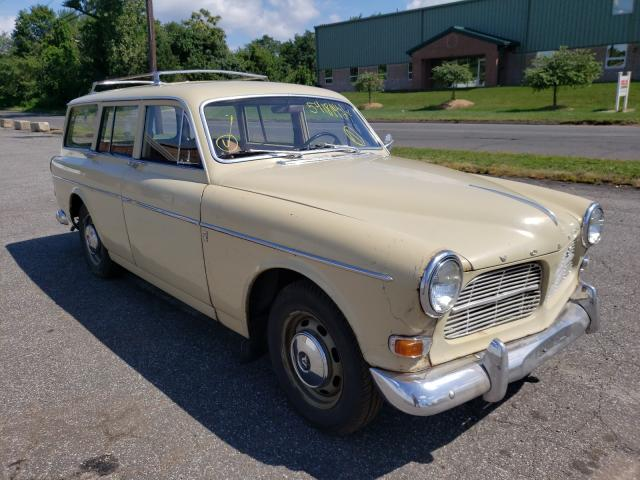Salvage cars for sale from Copart New Britain, CT: 1965 Volvo 122S