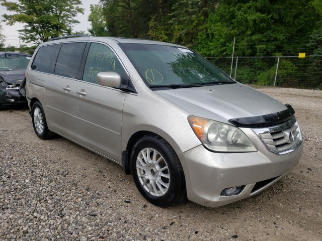 Vehiculos salvage en venta de Copart Northfield, OH: 2009 Honda Odyssey TO