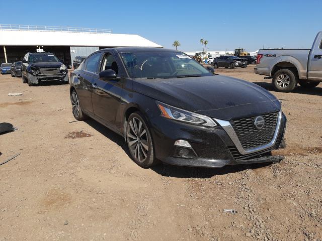 Salvage cars for sale from Copart Phoenix, AZ: 2020 Nissan Altima PLA