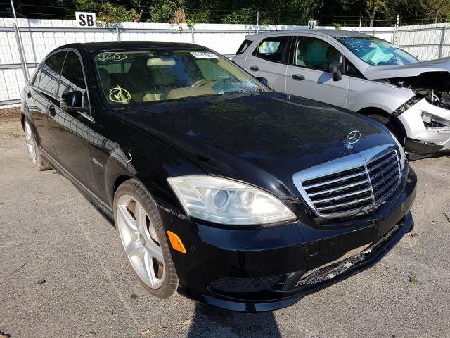 Vehiculos salvage en venta de Copart Glassboro, NJ: 2010 Mercedes-Benz S 63 AMG