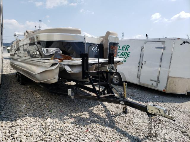 Salvage boats for sale at Louisville, KY auction: 2016 Boat Other