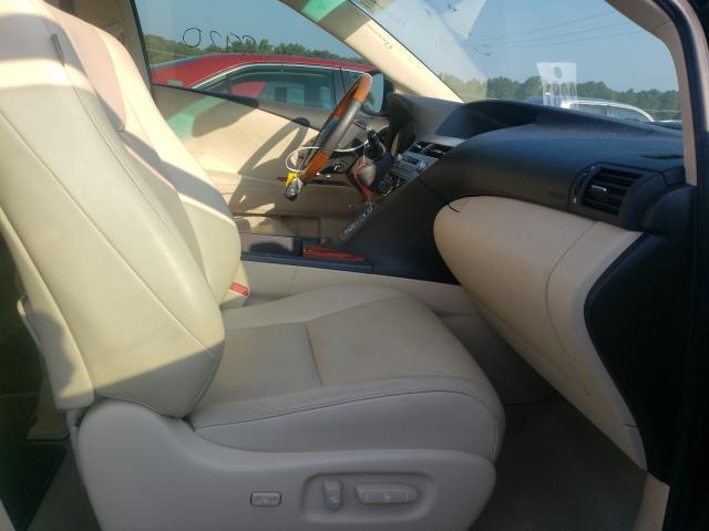 2010 LEXUS RX 350 2T2ZK1BA8AC012574