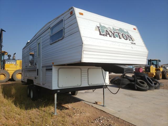 2002 Layton 5th Wheel for sale in Billings, MT