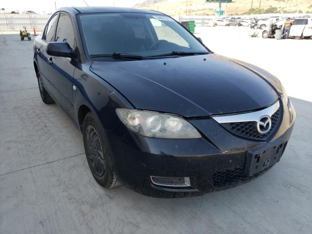 Mazda 3 I salvage cars for sale: 2007 Mazda 3 I
